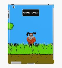 Duck Hunt Dog iPad Case/Skin