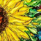 Sunflower by Nancy
