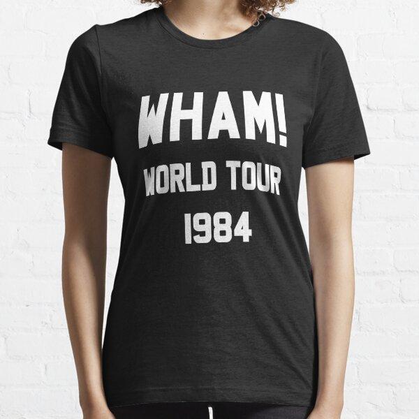 Wham! World Tour Essential T-Shirt