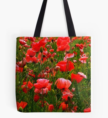 Meadow Flowers Tote Bag