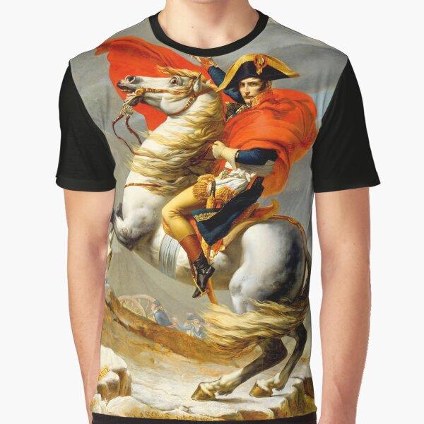 NAPOLEON BONAPARTE 3 T-shirt graphique