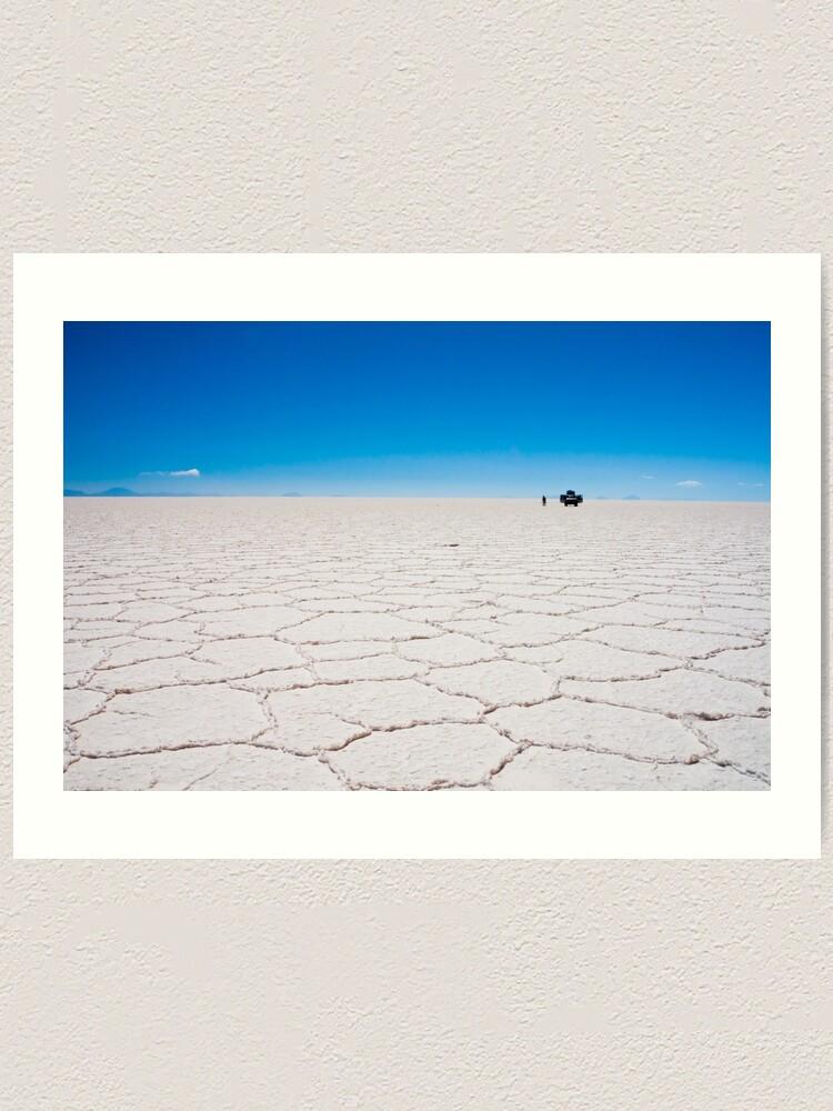 Alternate view of Solitude Art Print