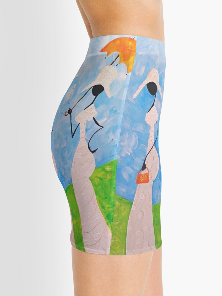 Alternate view of On The Meadow Mini Skirt