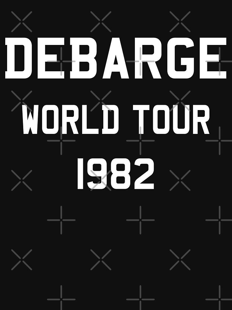 DeBarge World Tour by mustardofdoom