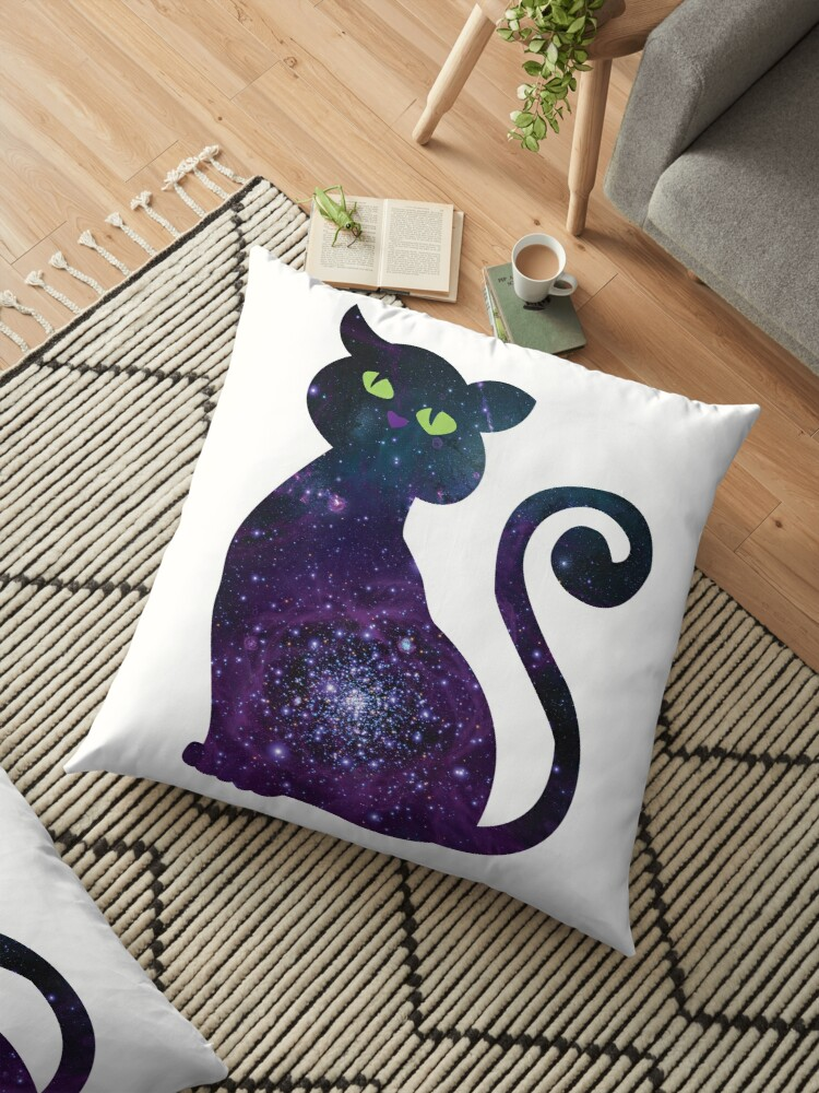 Galaxy Cat by Ange26