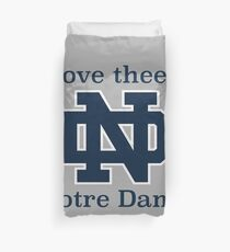 Funda nórdica Love Thee Notre Dame