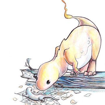 The Salamanders by e-pona