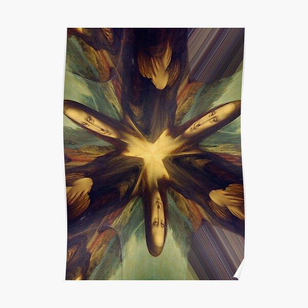 Floral design, #FloralDesign, pattern, design, tracery, weave, decoration, motif, marking, ornament, ornamentation, #pattern, #design, #tracery, #weave, #decoration, #motif, #marking, #ornament Poster