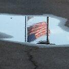 Flag Reflection by Judi FitzPatrick
