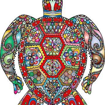 A turtle by Kama42