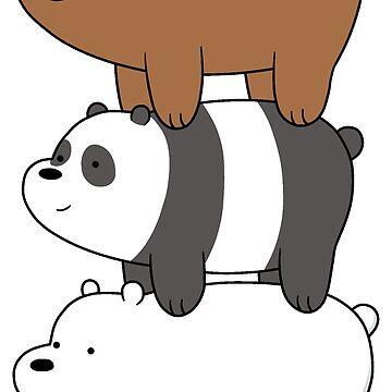 nos desnudamos osos de sluggishsloth