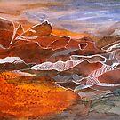 Barren Land by Enoeda