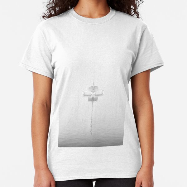 Symmetry on the water Classic T-Shirt