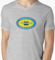 CAMPAGNOLO Men's V-Neck T-Shirt