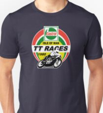 Isle Of Man TT Races 1980 Unisex T-Shirt