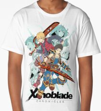 Enjoystick Xenoblade Long T-Shirt