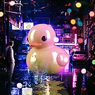 Rubber Duck Alley by Vin  Zzep