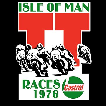 Isle Of Man TT Races 1976 by TheScrambler