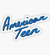 american teen- khalid Sticker