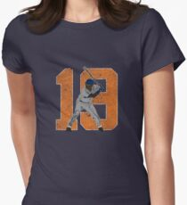 Mr. Padre Women's Fitted T-Shirt