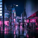 Neo Tokyo by Guillaume Marcotte