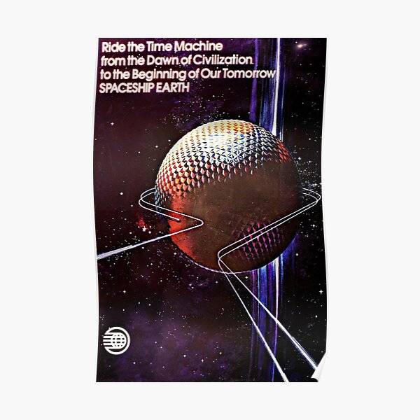 Ride The Time Machine Poster