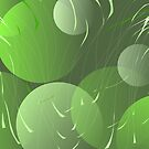 Green Whimsy by marybedy
