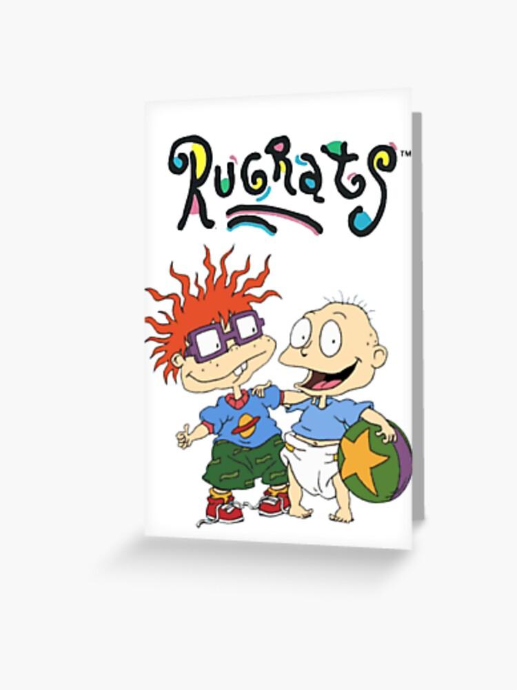 Rugrats   Greeting Card