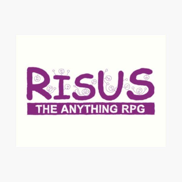 Risus: The Anything RPG Art Print