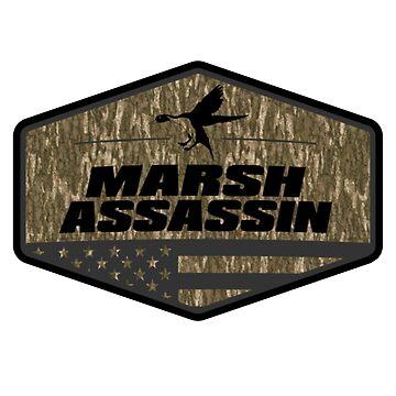 Marsh Assassin de Zboydston17