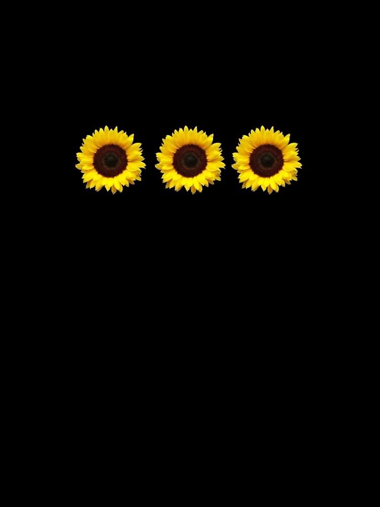 Sunflowers by procraztinator