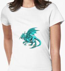 Wonderland- Jabberwocky Women's Fitted T-Shirt