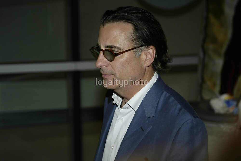 andy garcia  by loyaltyphoto