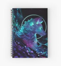 ether Spiral Notebook