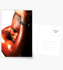 Pensive Postcards