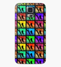Andy Warhol Inspired Birds Case/Skin for Samsung Galaxy