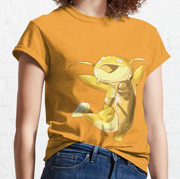 The Gold Whisker Classic T-Shirt