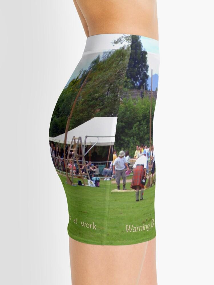 Alternate view of B.T.  Engineers Mini Skirt