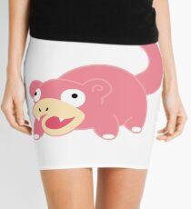 Pokemon - Slowpoke White Mini Skirt