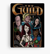 The Guild  Canvas Print