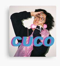 Cuco Canvas Print