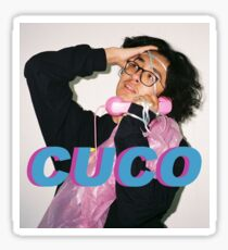 Cuco Sticker