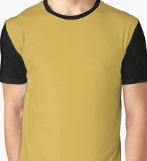 Ceylon Yellow | Pantone Fashion Color | Autumn : Winter 2018 | London | Solid Color Graphic T-Shirt