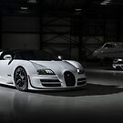 Veyron Vitesse and Agera RS1 by GrubbsPhoto