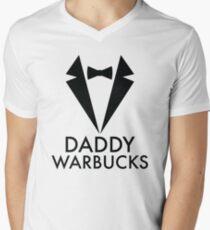 Oliver Warbucks - Annie Men's V-Neck T-Shirt