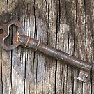 Old Key by Keith G. Hawley