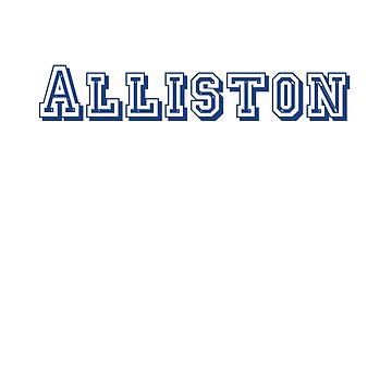 Alliston by CreativeTs