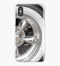 Whitewall iPhone Case