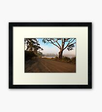 Eggs and Bacon Bay Framed Print
