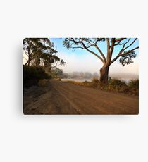 Eggs and Bacon Bay Canvas Print